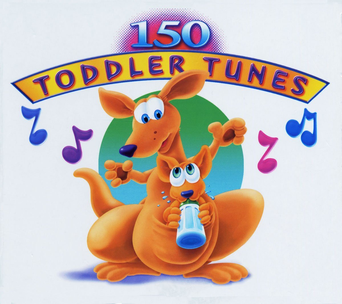 150 Toddler Songs (Digipak)