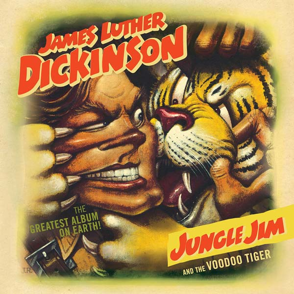 Jungle Jim and the Voodoo Tiger