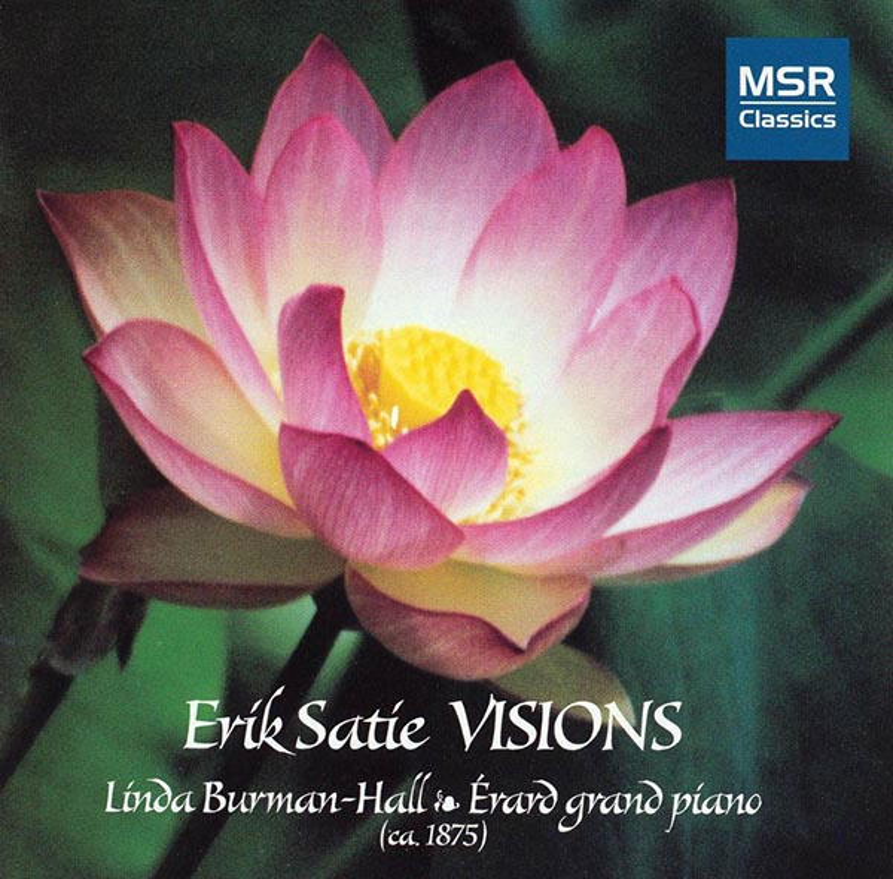 Erik Satie  Visions 2837fae7ce7