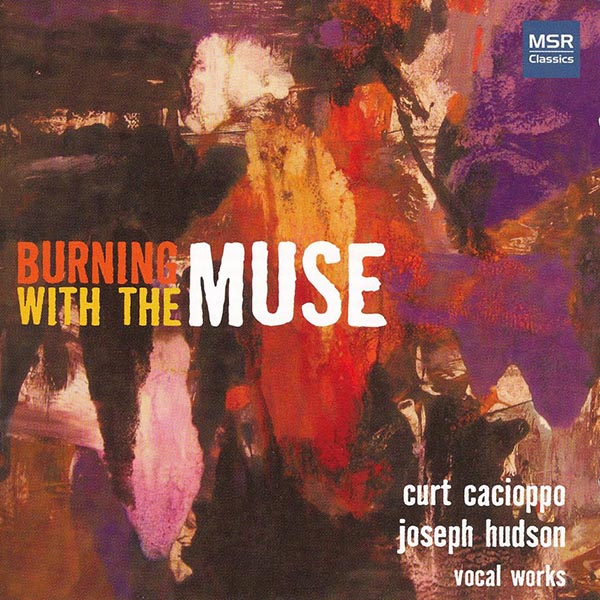 Burning With The Muse (2 CD)