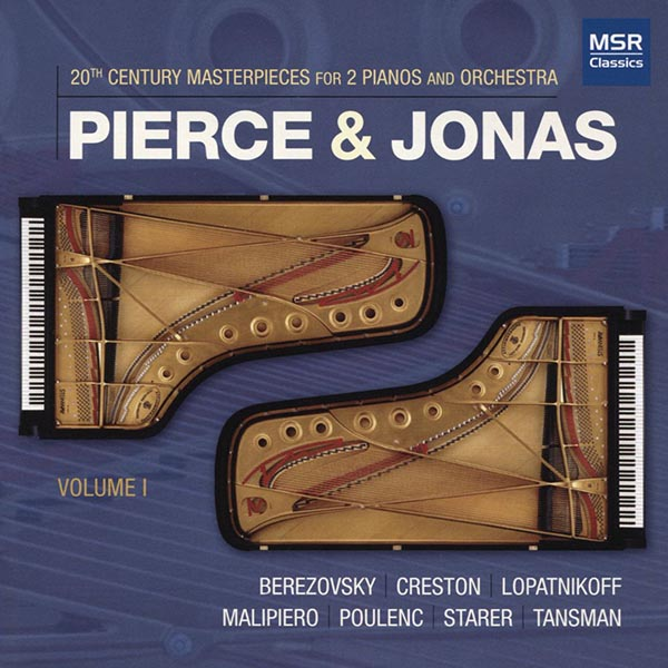 20th Century Masterpieces For 2 Pianos And Orchestra