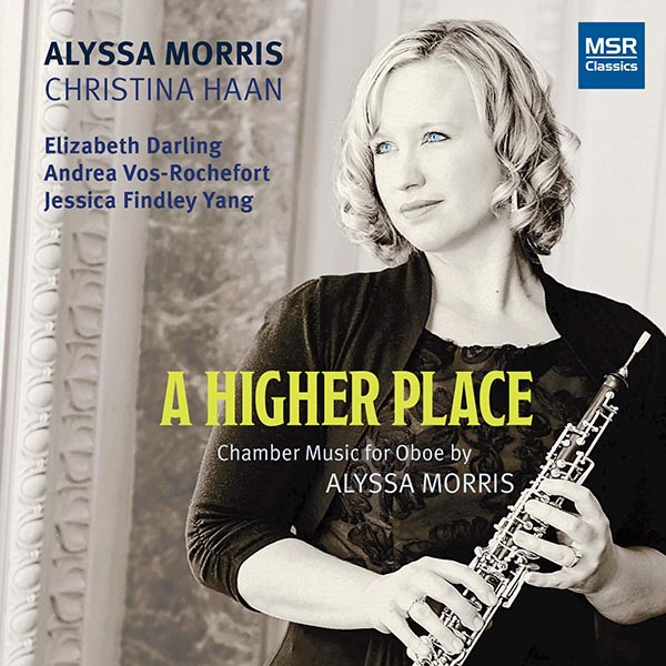 A Higher Place: Chamber Music For Oboe