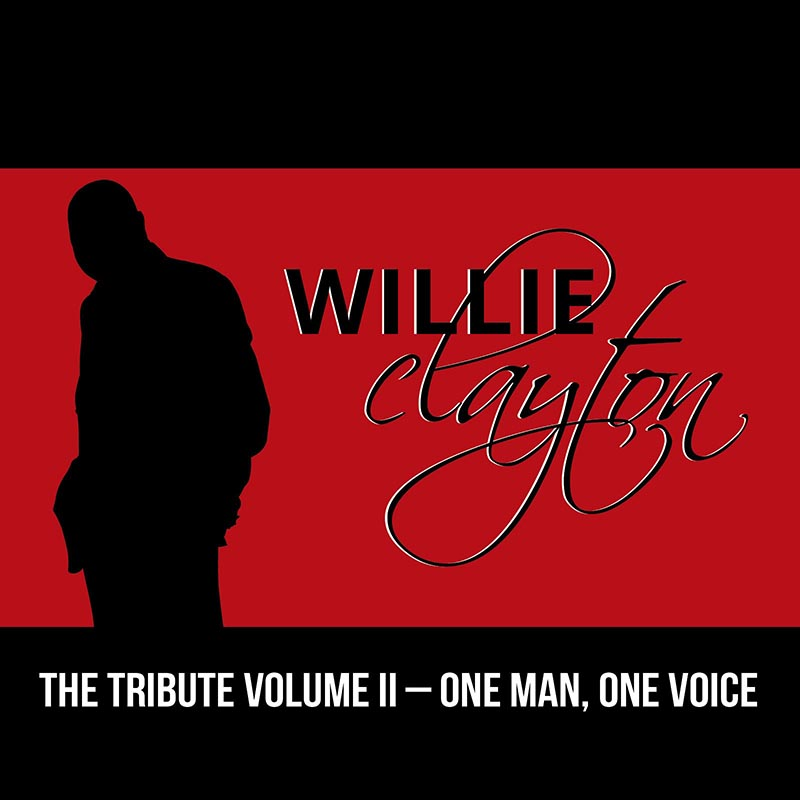 The Tribute Album, Volume II: One Man, One Voice
