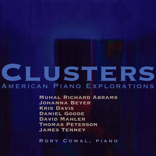 Clusters: American Piano Explorations