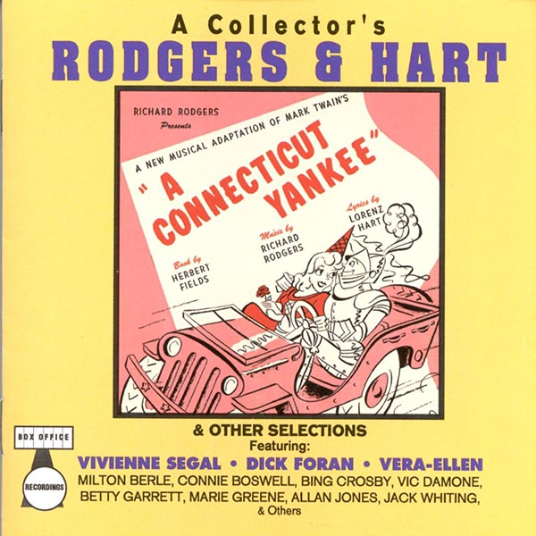 A Collector's Rodgers & Hart & Other Selections