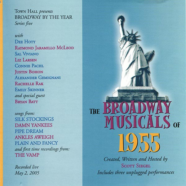 The Broadway Musicals Of 1955 : Select-O-Hits