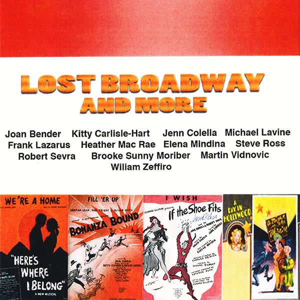 Lost Broadway And More, Volume 2