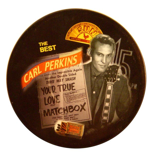 The Best Carl Perkins [Collector's Tin]