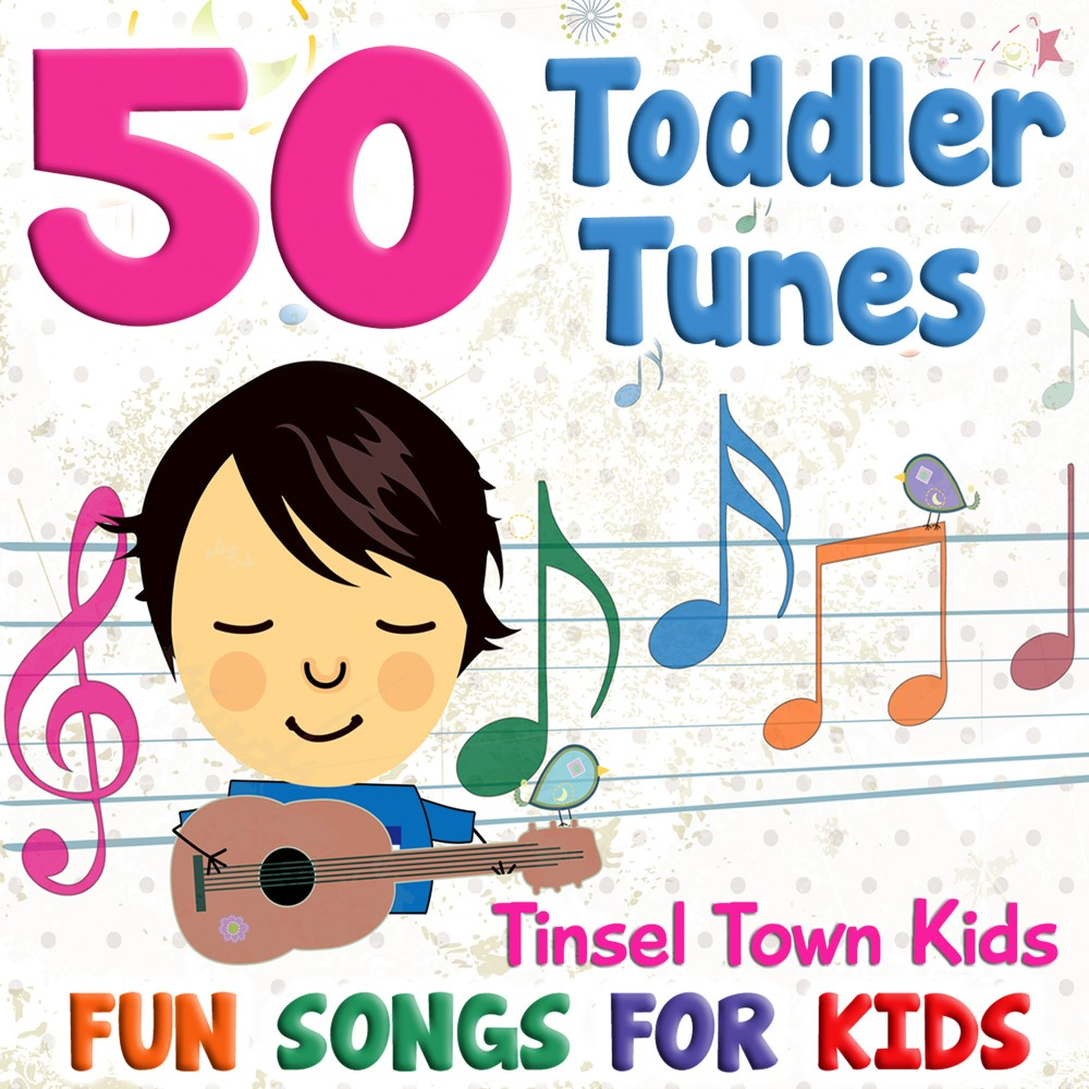 50 Toddler Tunes (2 CD)