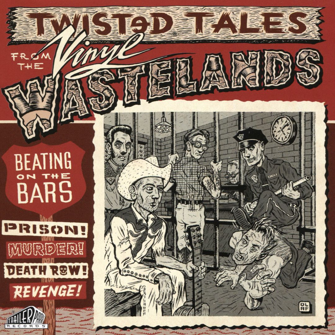 Beating On The Bars: Twisted Tales From The Vinyl Wastelands