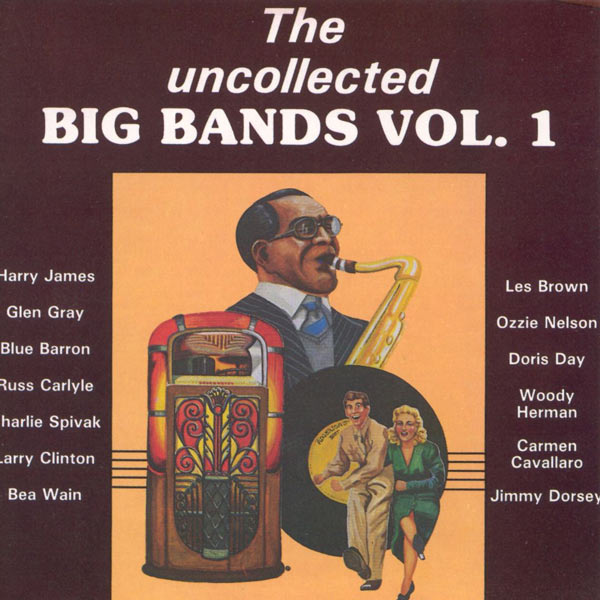 The Uncollected Big Bands, Vol. 1 (Cassette)