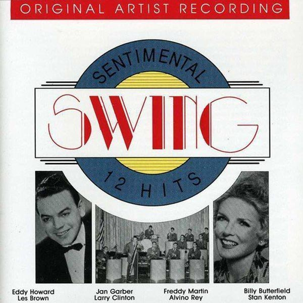 Sentimental Swing: 12 Hits (Cassette)
