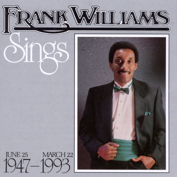 Frank Williams Sings (Cassette)