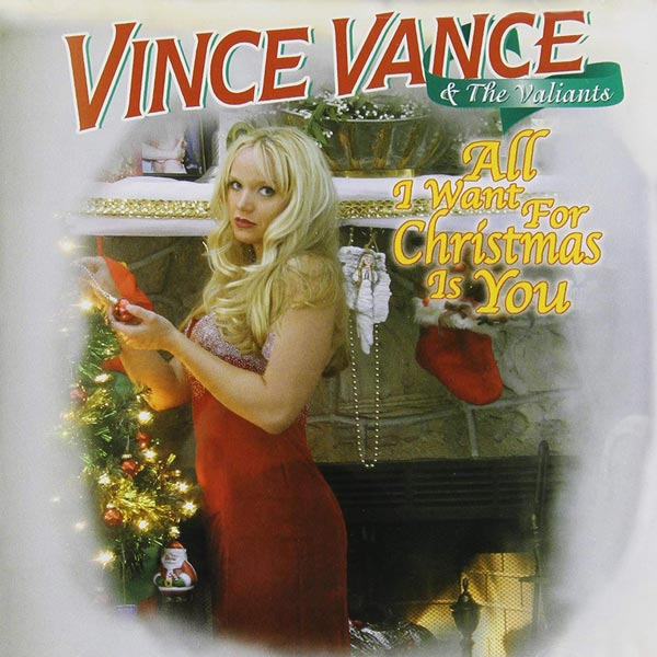 All I Want For Christmas (Cassette)
