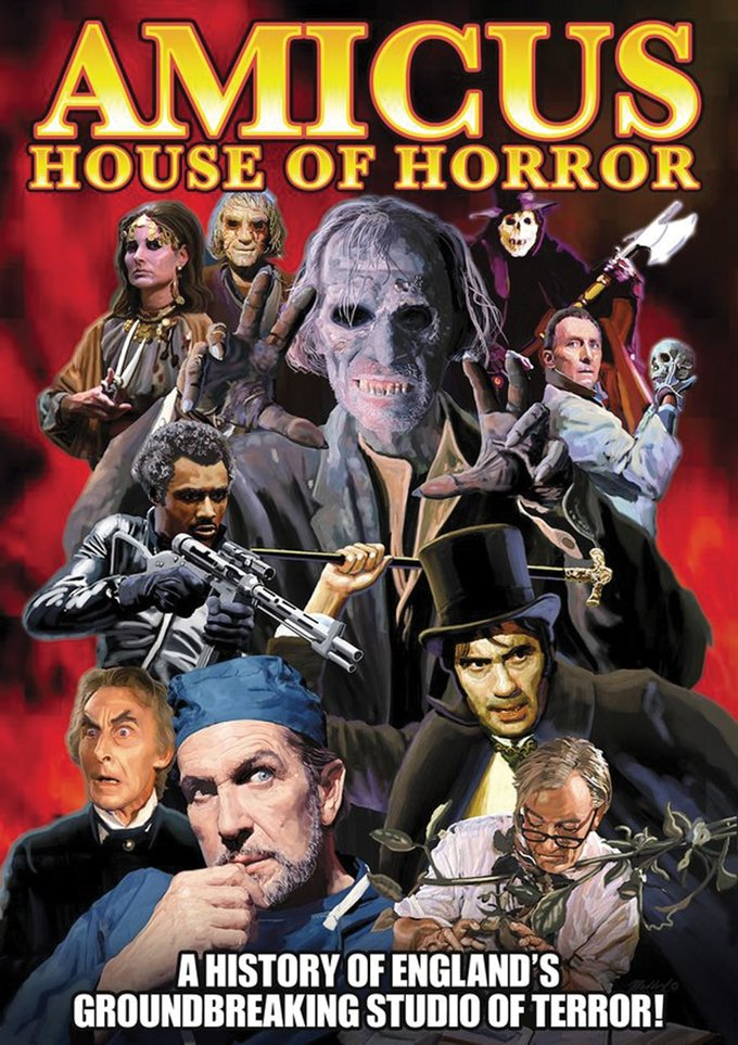 Amicus House Of Horrors (2 Discs)