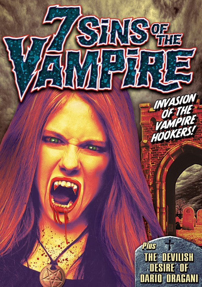 7 Sins Of The Vampire (DVD)