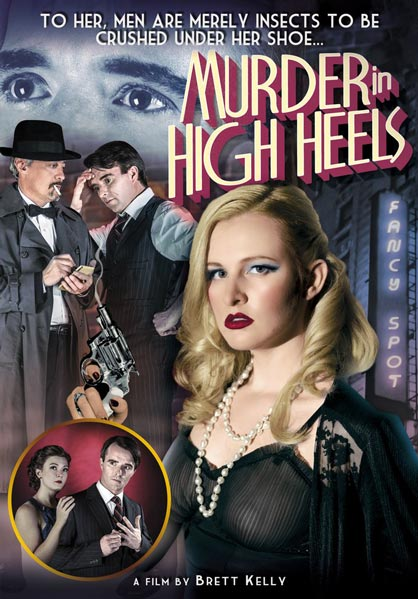 Murder In High Heels (DVD)