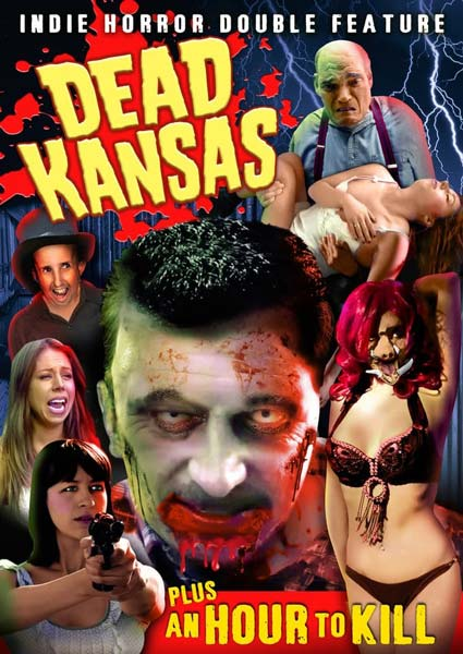Indie Horror Double Feature: Dead Kansas / An Hour To Kill (DVD)
