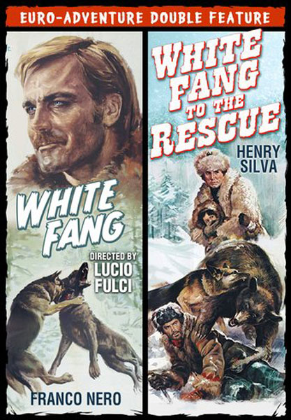 Euro-Adventure Double Feature: White Fang / White Fang To The Rescue (DVD)