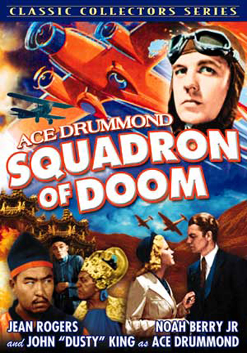 Ace Drummond: Squadron Of Doom
