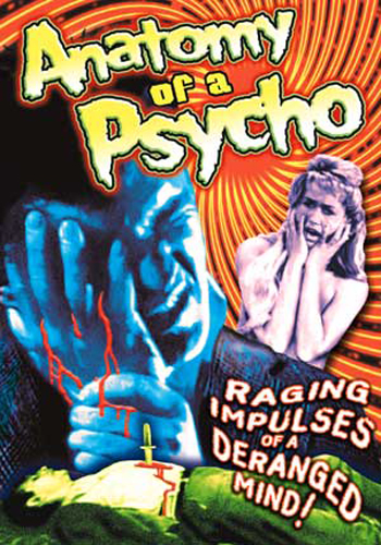 Anatomy Of A Psycho (DVD)