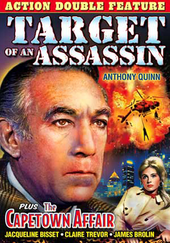 Action Double Feature: Target Of An Assassin / The Capetown Affair