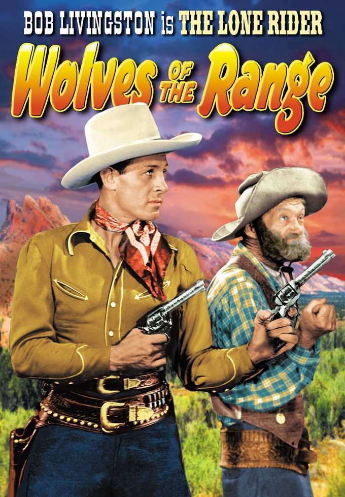 Wolves Of The Range (DVD)