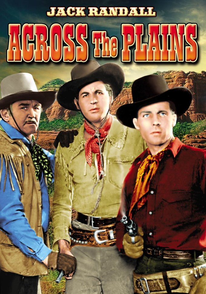 Across The Plains (DVD)