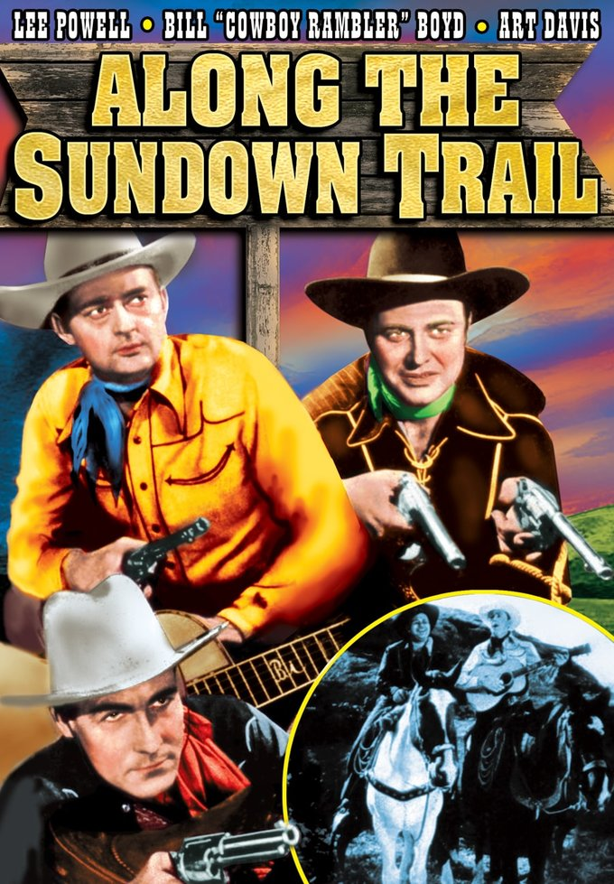 Along The Sundown Trail (DVD)