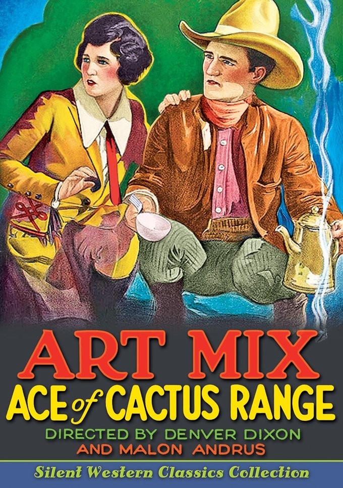 Ace Of Cactus Range (DVD)