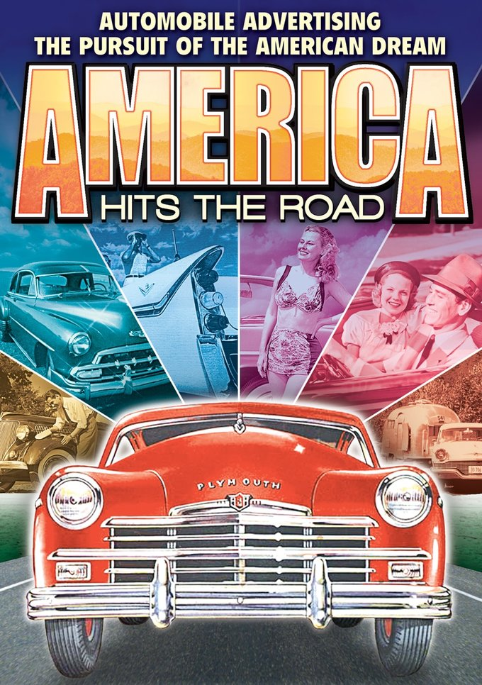 America Hits The Road (DVD)