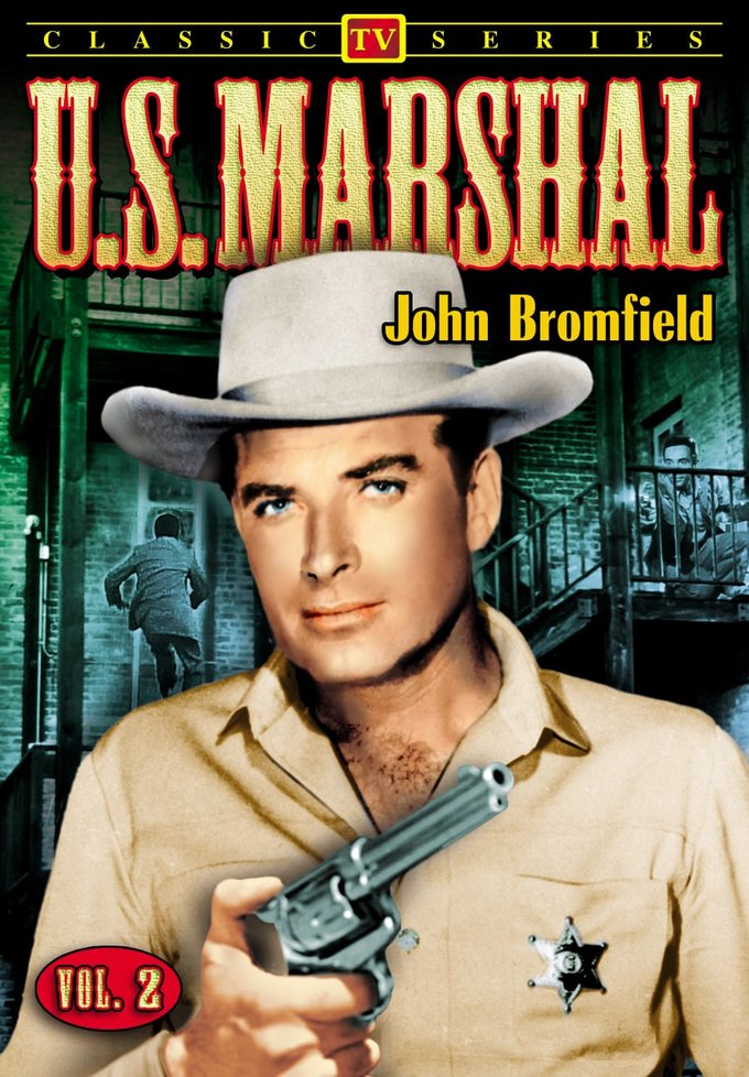 U.S. Marshall, Vol. 2 (DVD)