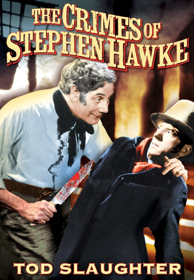 The Crimes Of Stephen Hawke (DVD)