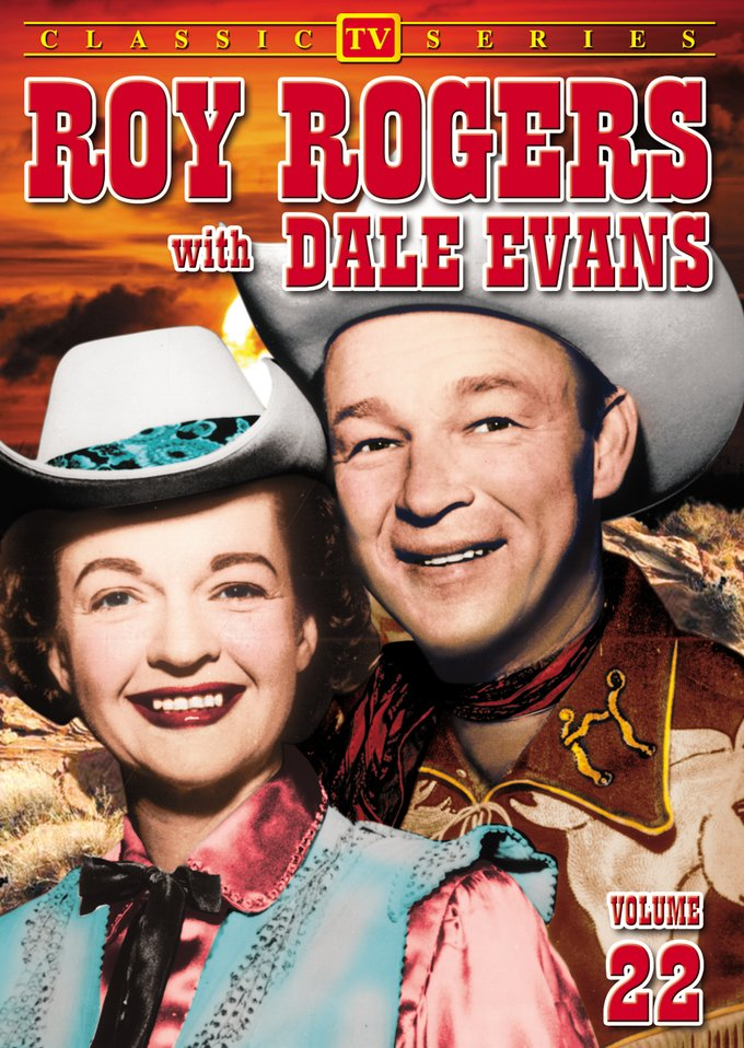 Roy Rogers With Dale Evans, Vol. 22 (DVD)