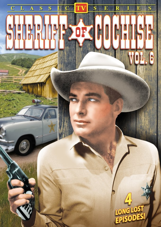 Sheriff Of Cochise, Vol. 6 (DVD)