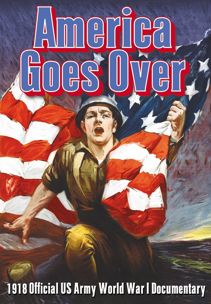America Goes Over (DVD)