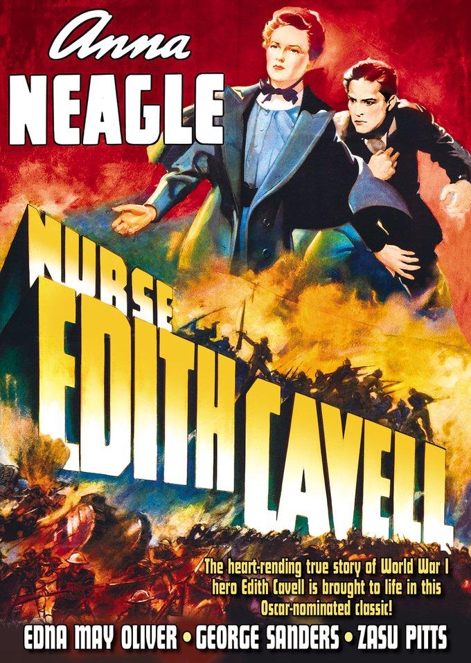 Nurse Edith Cavell (DVD) : Select-O-Hits