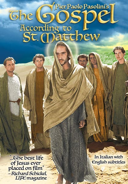 The Gospel According To St  Matthew (DVD) : Select-O-Hits