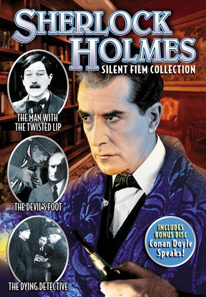 Sherlock Holmes: Silent Film Collection : Select-O-Hits