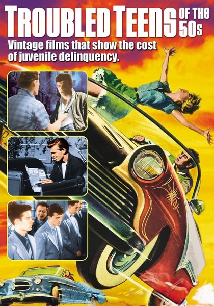 Troubled Teens Of The 50's (DVD)