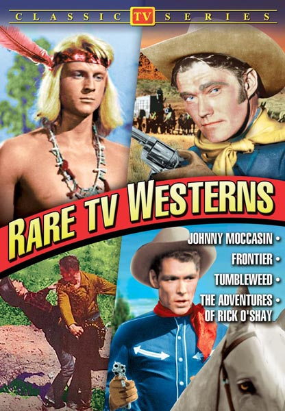 Rare TV Westerns (DVD)