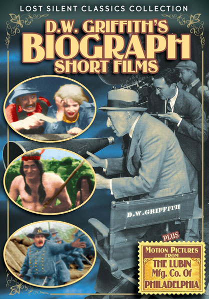 D.W. Griffith's Biograph Short Films (DVD)