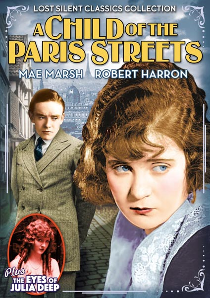 A Child Of The Paris Streets (DVD)