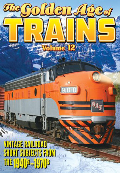The Golden Age Of Trains (DVD)