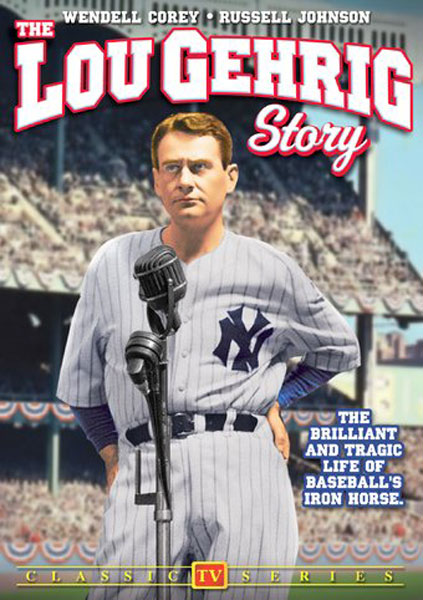 The Lou Gehrig Story (DVD)