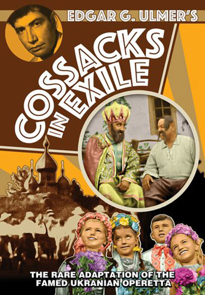 Cossacks in Exile (DVD)