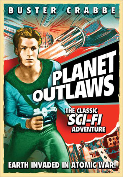 Planet Outlaws (DVD)