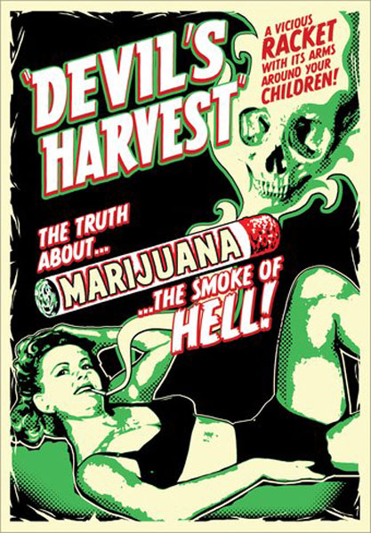 Devil's Harvest (DVD)
