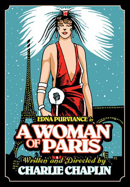 A Woman Of Paris (DVD)