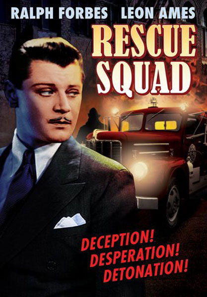 Rescue Squad (DVD)